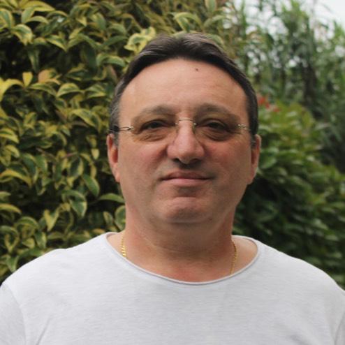 Ariodante Pagani - tecnico presse piegatrici