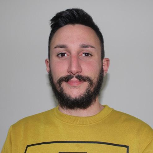 Christian Pagani - tecnico presse piegatrici