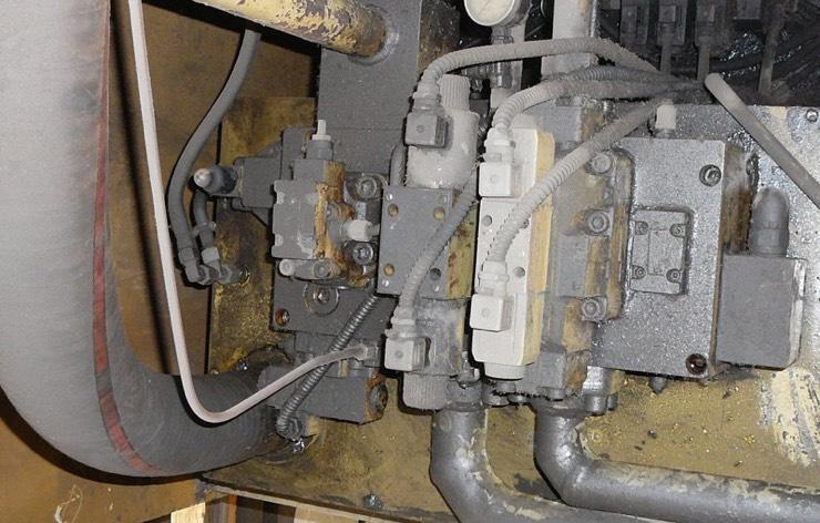 retrofitting pressa piegatrice: un componente